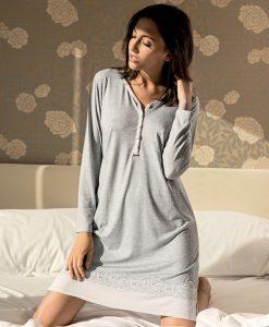 Camicia da notte Lormar Malia